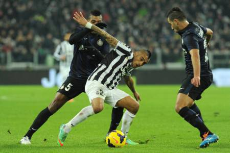 Juventus-Inter (Getty Images)