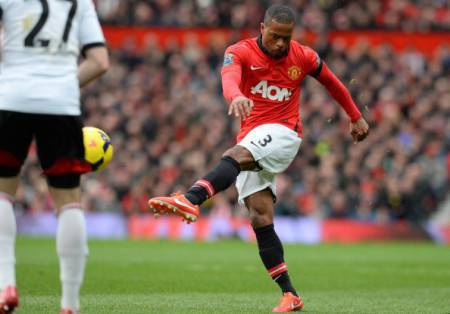 Patrice Evra in azione (Getty Images)