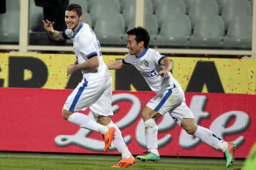 Icardi festeggia il gol (Getty Images)