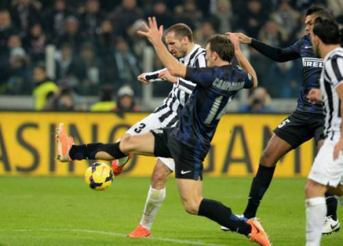 Juventus-Inter 3-1 (Getty Images)