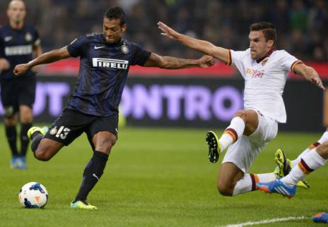 Guarin e Strootman - Getty Images