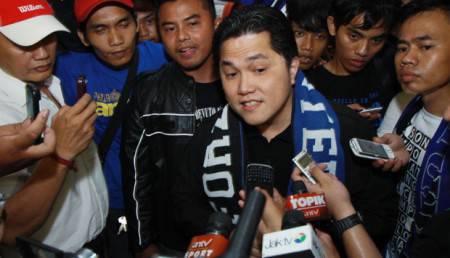 Erick Thohir a Jakarta