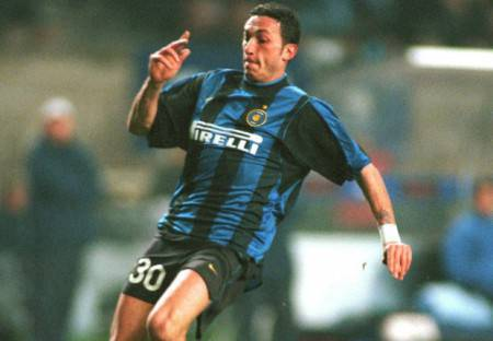 Bruno Cirillo ai tempi dell'Inter