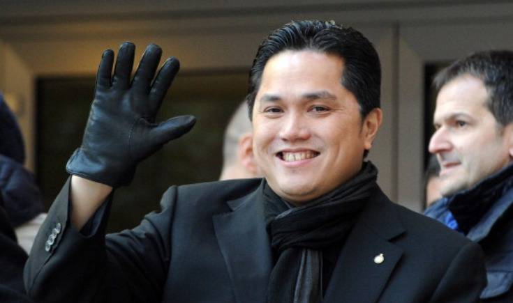 Erick Thohir (Getty Images)