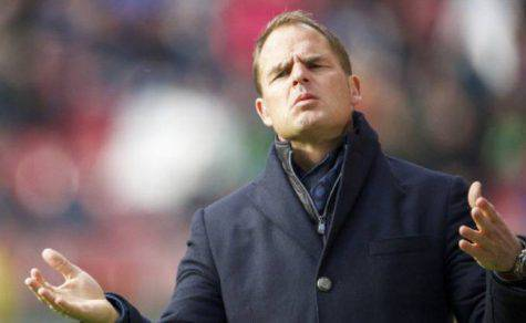 Agente de Boer su ipotesi Inter ©Getty Images