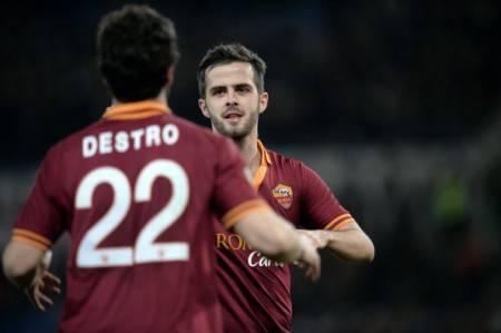 Miralem Pjanic (Getty Images)