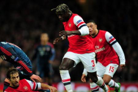 Bacary Sagna - Getty Images