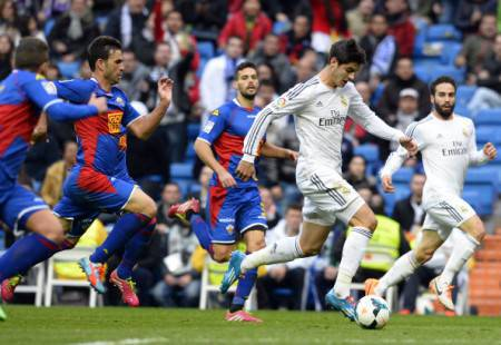 Alvaro Morata (Getty Images)