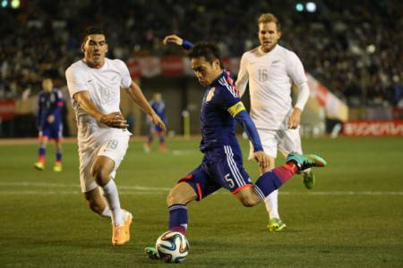 Nagatomo in azione (Getty Images)