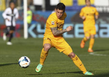 Juan Iturbe (Getty Images)