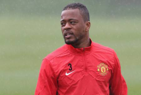 Patrice Evra (Getty Images)