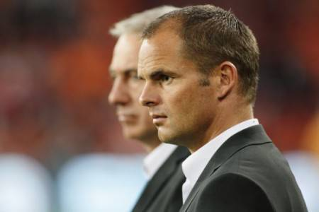 Frank De Boer - Getty Images