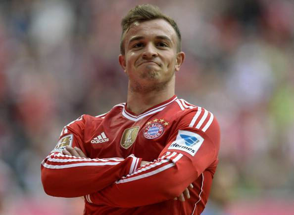 Shaqiri (Getty Images)