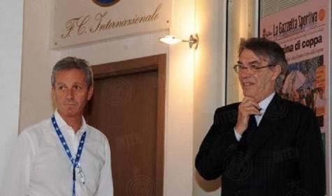 Combi e Moratti