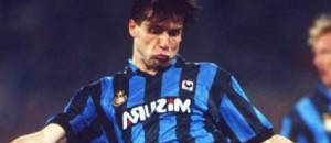 Nicola Berti ai tempi dell'Inter (Getty Images)