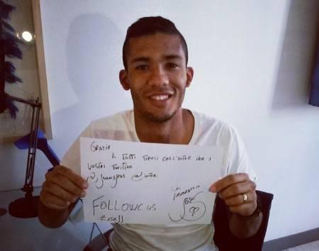Juan Jesus (foto Twitter)