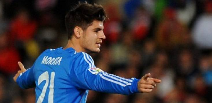 Alvaro Morata