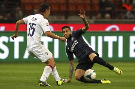 Inter-Bologna 2-2