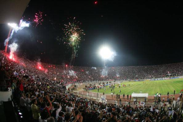 Stadio Monumeltal David Arellano