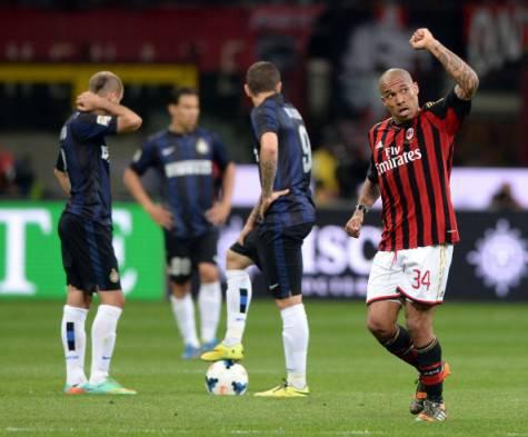 Milan-Inter 1-0