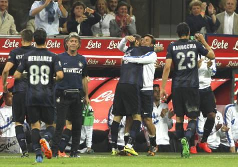 Inter-Lazio 4-1