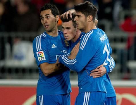 Morata e Bale