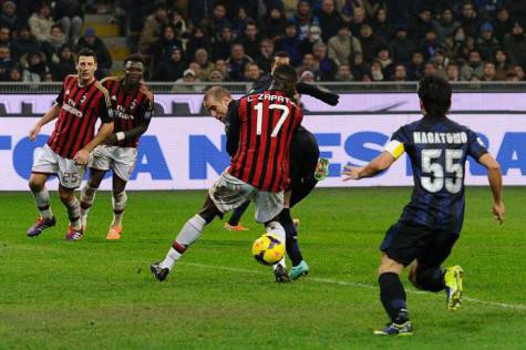 Il gol di Palacio