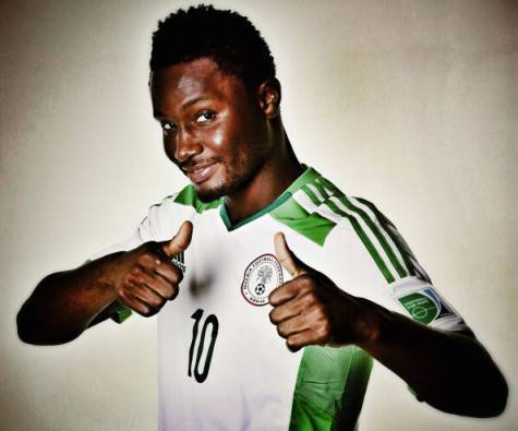 Obi Mikel con la Nigeria (Getty Images)
