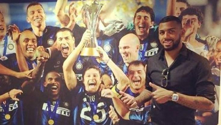 M'Vila nella sede dell'Inter