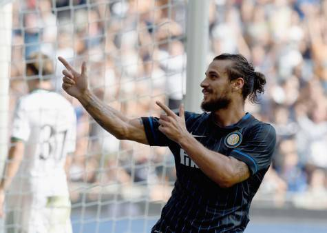 Osvaldo ai tempi dell'Inter