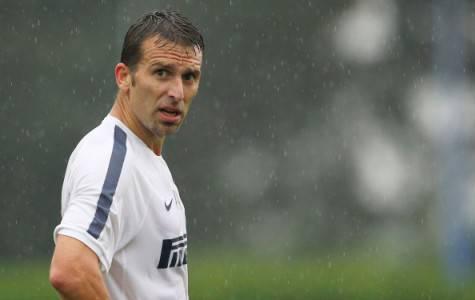 Campagnaro ai tempi dell'Inter