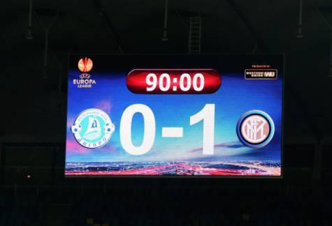 Dnipro-Inter 0-1