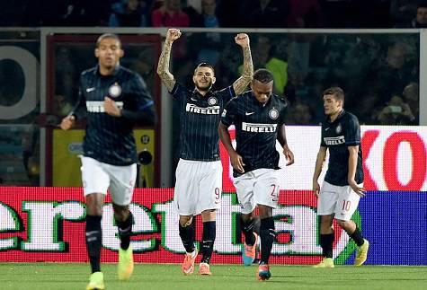 Cesena-Inter 0-1