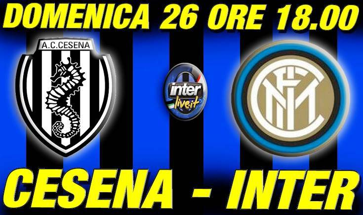Cesena-Inter
