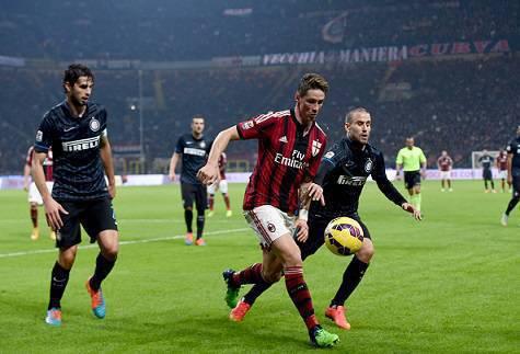 Milan-Inter 1-1
