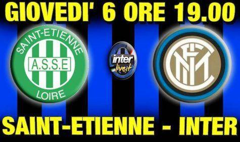Saint-Etienne - Inter