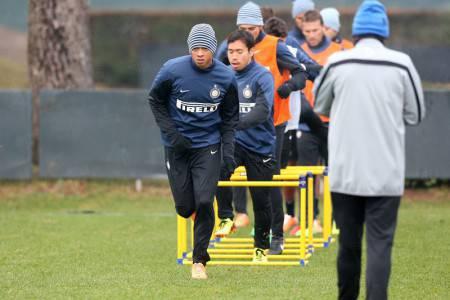 Allenamenti (Inter.it)