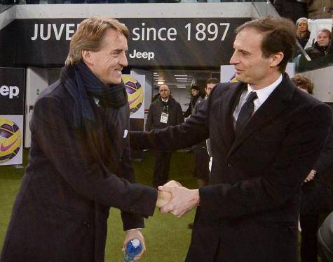 Mancini e Allegri