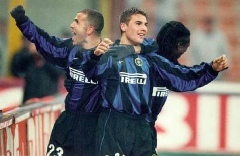 Un giovane Mutu ai tempi dell'Inter (Fanatik.ro)