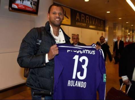 Rolando all'Anderlecht