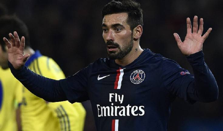 Ezequiel Lavezzi