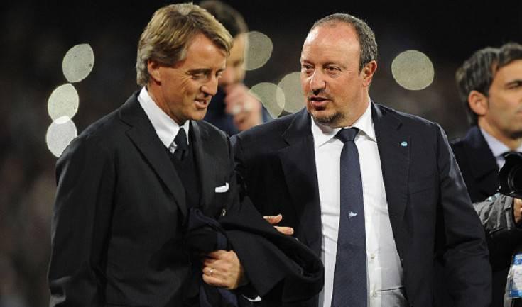 Mancini e Benitez