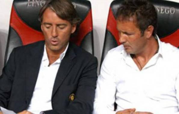 Mancini e Mihajlovic