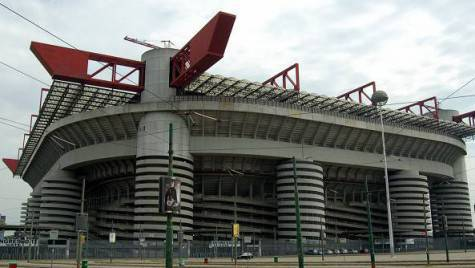 Inter Milan stadio Meazza