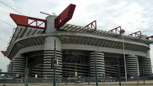 Inter Milan stadio Meazza
