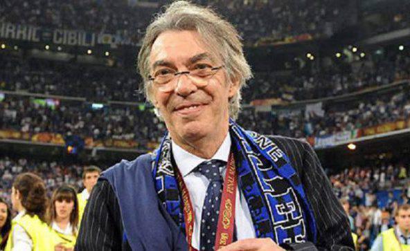 Inter Moratti scudetto 2006 Calciopoli