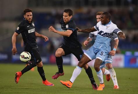 Hernanes in Lazio-Inter 1-2
