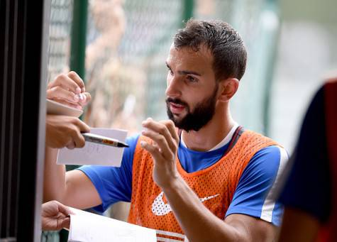 Martin Montoya ©Getty Images