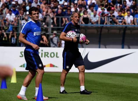Kovacic e Mancini a Brunico