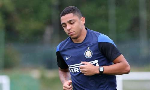 Wallace ai tempi dell'Inter